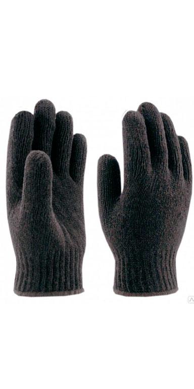 Перчатки п/ш двойные