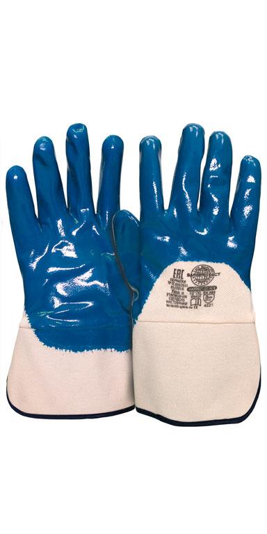 Перчатки НИТРИЛ купить в Красноярске