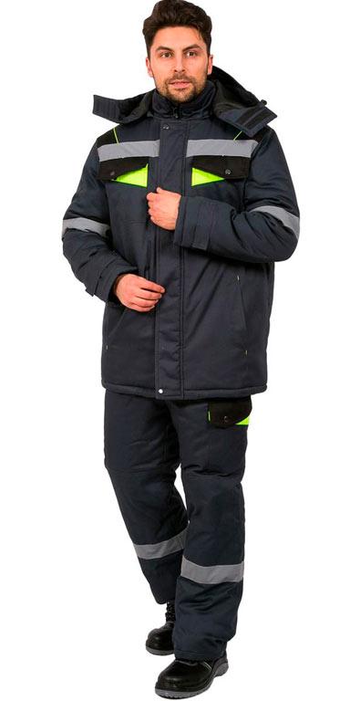Зимний костюм Ховард