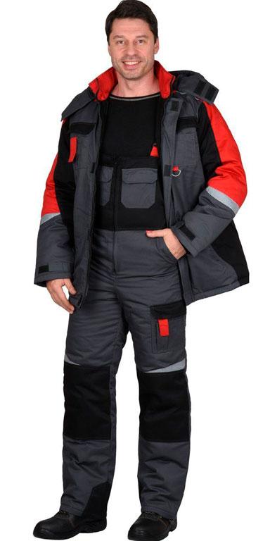 Рабочий костюм Фаворит-мега (зимний) купить в Красноярске