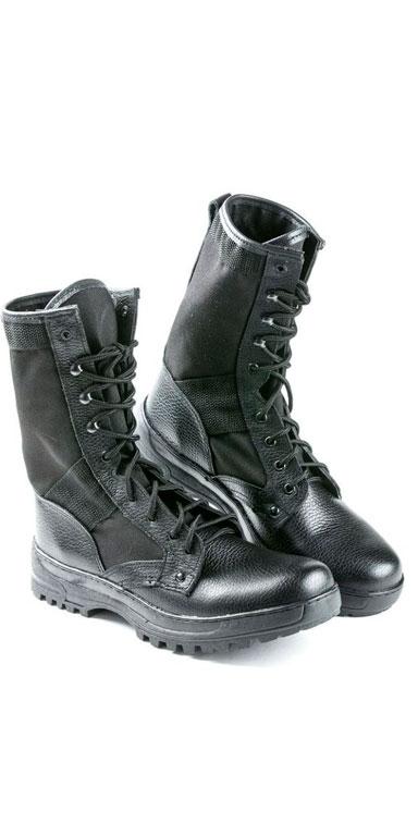 Ботинки А107 с высоким берцем купить в Красноярске