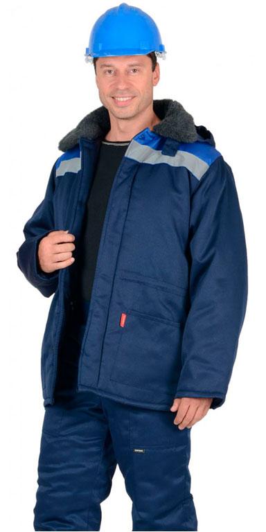 Куртка Бригадир (зимняя) купить в Красноярске