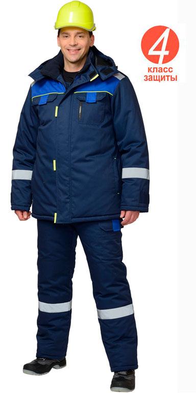Зимний, рабочий костюм Сириус-Бостон купить в Красноярске