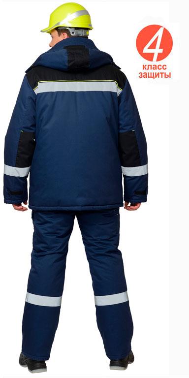 Костюм Сириус-Бостон (куртка и полукомбинезон)