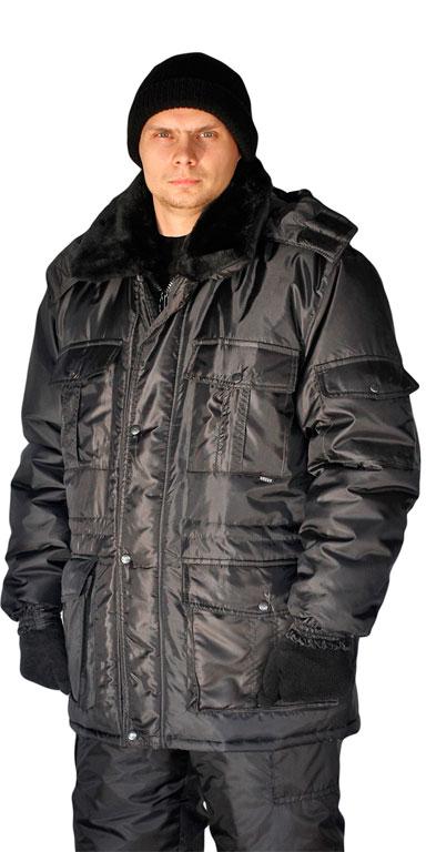 Куртка Охранник (зимняя)