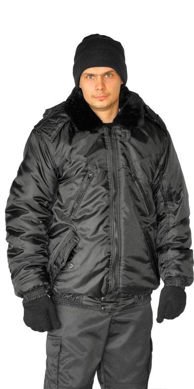 Куртка Охрана (зимняя)